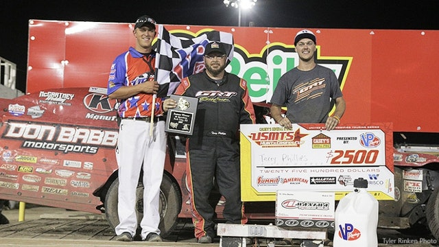 FK Rod Ends Instant Replay USMTS 81 Speedway 8/1/19