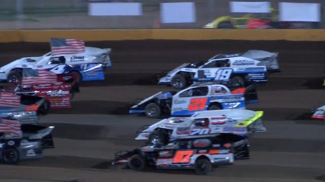 USMTS A-Main Cedar Lake Speedway 6/12/20