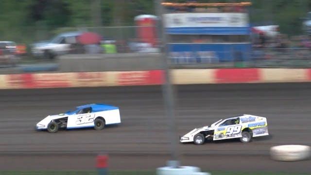 USRA B-Mod Heats Lakeside Speedway 8/...