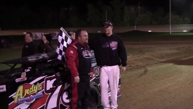 Terry Phillips Post Race Interview Monett Speedway 04/22/12