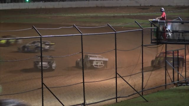 Limited Mod A-Main Red Dirt Raceway 5...