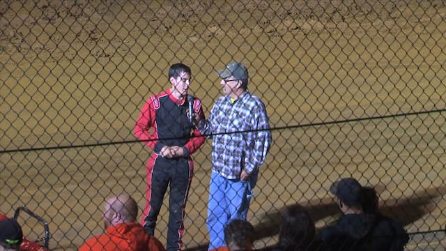 Renegades of Dirt A-Main Tyler County...