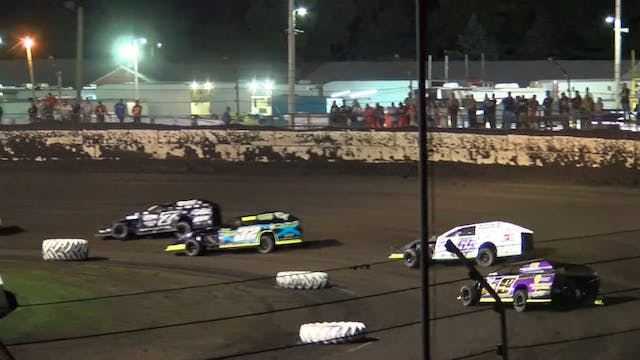 AMS Modified Heats Fairbury Speedway ...