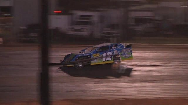 Ark-La-Tex Speedway Heat Highlights S...