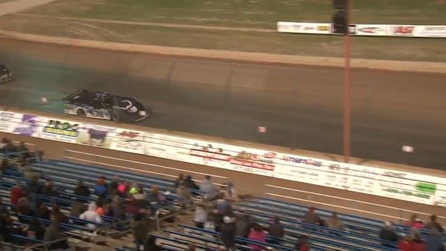 MLRA A-Main Lucas Oil Speedway 04/11/15