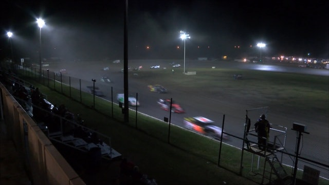 Limited Mod A-main At Southern Oklahoma Speedway 10/27/18
