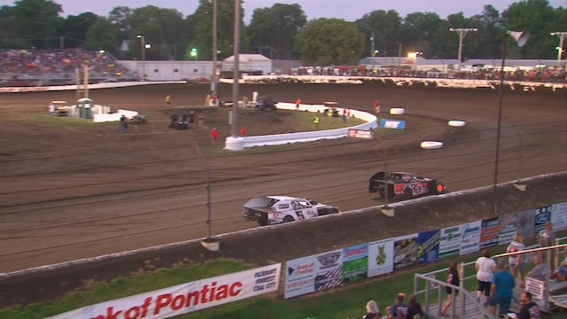 UMP Prairie Dirt Feature 1 Fairbury Speedway 7/26/19