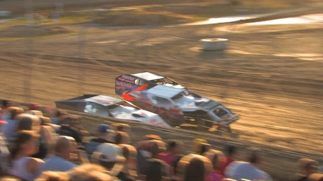 King of Kansas City Modified Heat Highlights @ Valley Speedway 06/19/13
