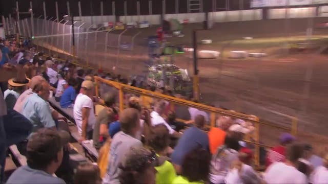 MLRA Valley Speedway Highlights 06/15/12