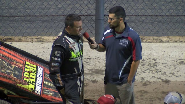 Modifieds A-Main Salina Highbanks 6/2...