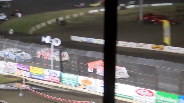 Wissota 100 Race of Champions Late Mo...