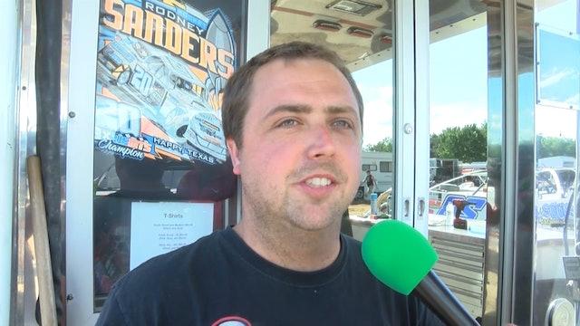 Masters Pre-Race Interviews Cedar Lake Speedway 2020