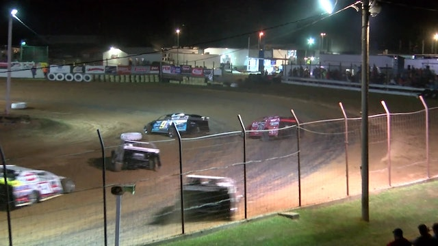 USMTS A-Main Dallas County Speedway 8/20/20