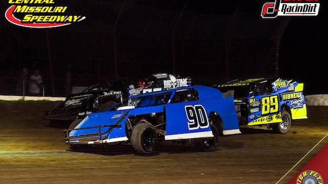 Tom Wilson Night 2 Stream Archive Central Missouri Speedway 7/7/19