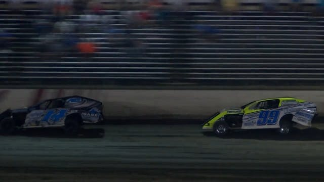 USRA B-Mod A-Main Valley Speedway 8/4/16