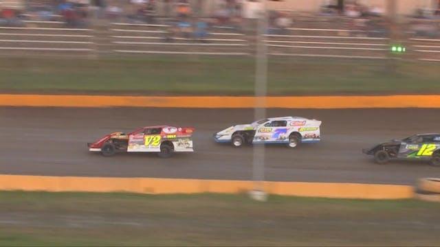 USMTS Heats Cedar Lake Speedway 8/14/13