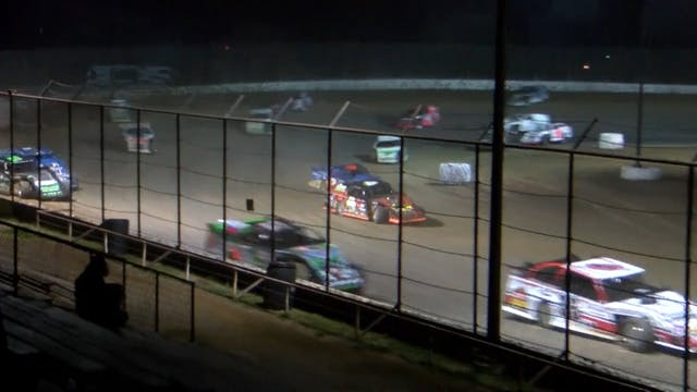 USMTS A-Main Cotton Bowl Speedway 2/9/17