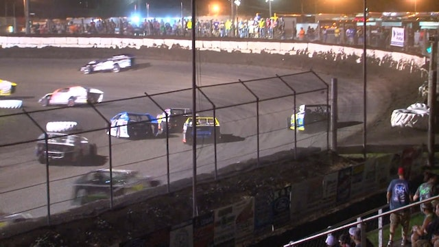 UMP Modified Nationals Fairbury A-Main 7/25/15