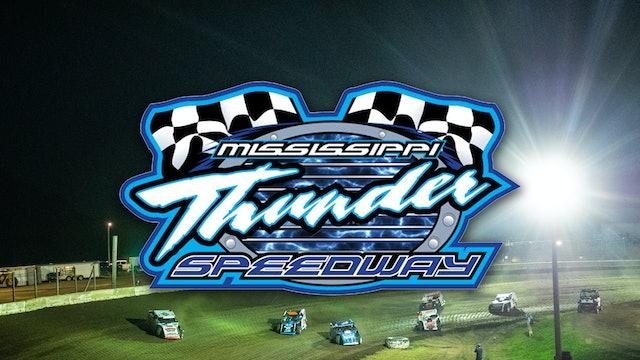 LIVE Mississippi Thunder Speedway 5/28/21