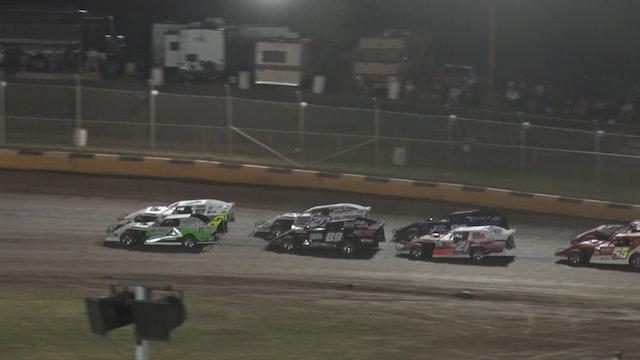 USMTS A-Main Masters Cedar Lake Speedway 6/18/21