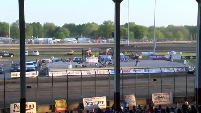 MLRA Heats Davenport Speedway 5/6/16