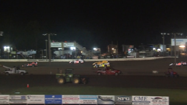 Modified A-Main Mod Nationals Mississippi Thunder Speedway 9/12/20