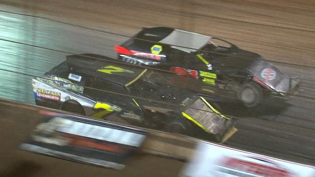 Wild West Shootout X Mod A-Main Arizona Speedway 1/13/18