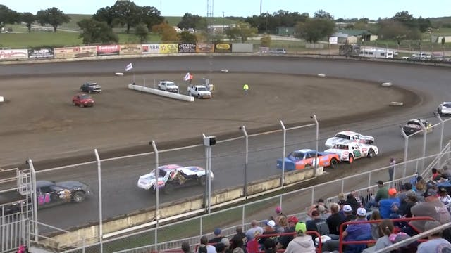 Factory Stock C-Main Kennedale 11/3/18