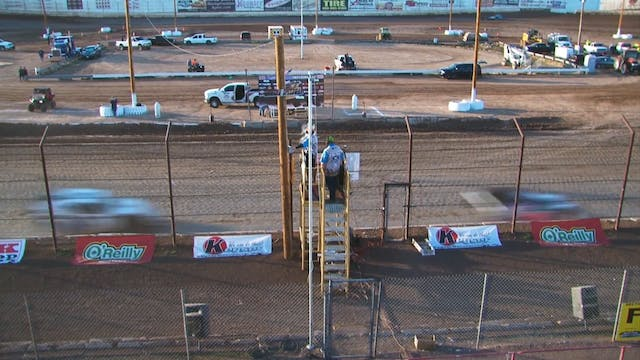Wild West Shootout Modified Heats Ari...