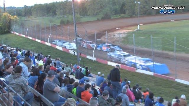 MARS Monett Speedway Heats 5/1/15
