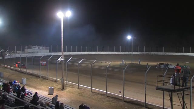 USRA Modified Heats Humboldt 3/10/16