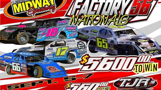 TJR Factory 56 Nationals Live Archive...