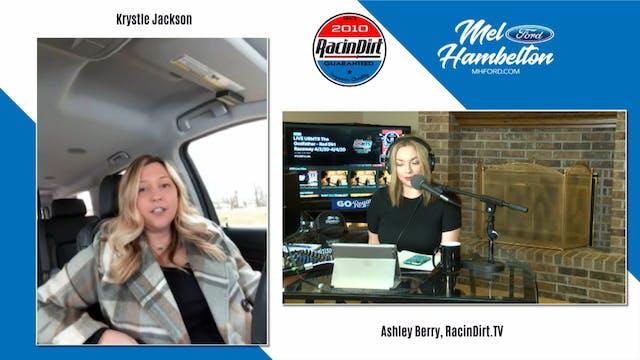Women in Racing Krystle Jackson Video...