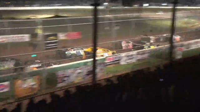 Great Lakes Border Battle Mod A-Main ...