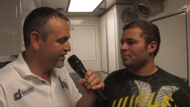 Silver Dollar Nationals Practice Interviews 7/18/13