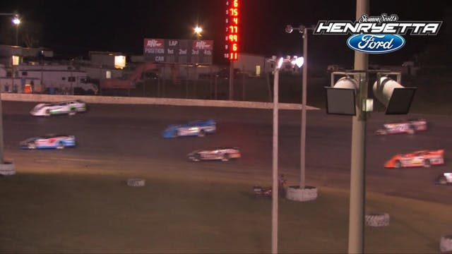 MLRA / MARS Salina Highbanks Speedway...
