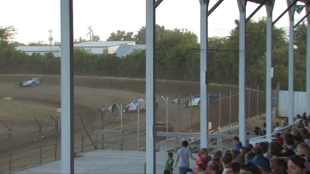 USMTS Heat Highlights Cresco Speedway...