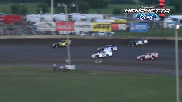 USMTS Heats Salina Highbanks Speedway 8/19/17