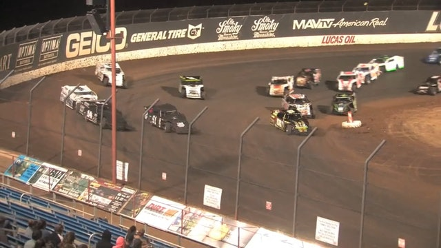 USRA Modified Feature Lucas Oil Speedway 6-14-14