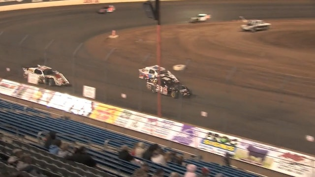 USRA Modified A-Main Lucas Oil Speedway 09/13/14