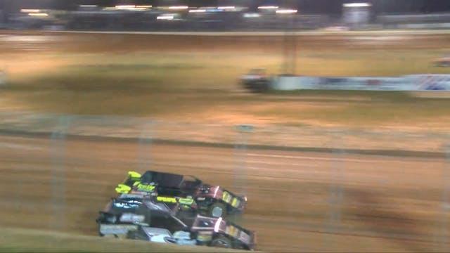 USMTS Heats Ark-La-Tex Speedway 3/2/17