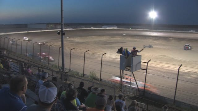 USMTS Heats East Texas Speedway 06/25/15