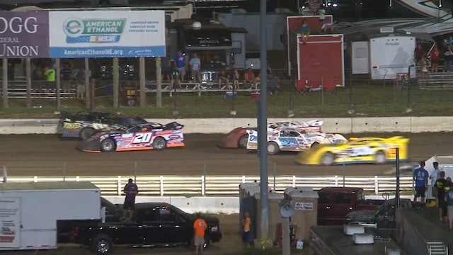 Silver Dollar Nationals A-Main 7-23-16
