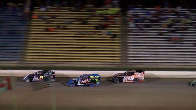 Wissota 100 Mod4 A-Main I-94 Speedway...