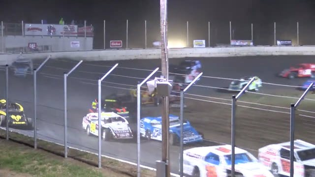 USRA Out-Pace Iron Man B-Mod A-Main H...