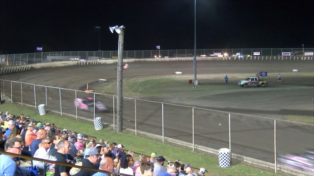 Modified Mania AMS Heats Tri-City Speedway 9/27/19