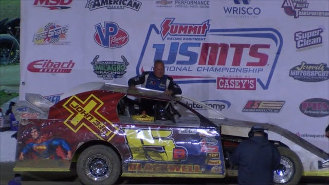 USRA Limited Mod A-Main Big O Speedwa...