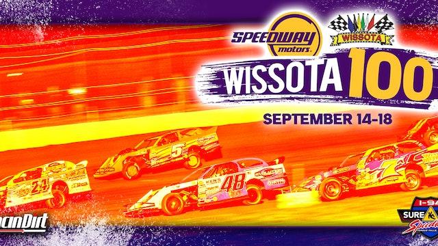 Stream Archive Wissota 100 I-94 Speedway 9/14/21