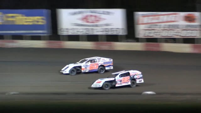 USRA Nationals B-Mod A-Main 10/15/16