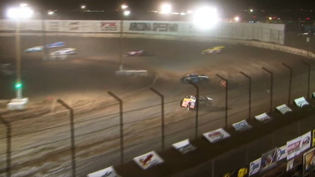 Wild West Shootout Modified A-Main Ar...
